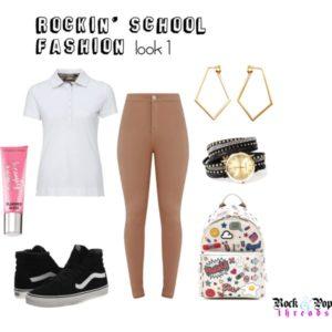 Rockin' School Fashion