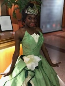 On Stage: Disney Princess Tiana
