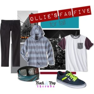 Ollie's Fab Five #1