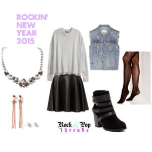 Rockin' New Year Fashion