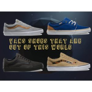 Vans Shoes That Are Out Of This World